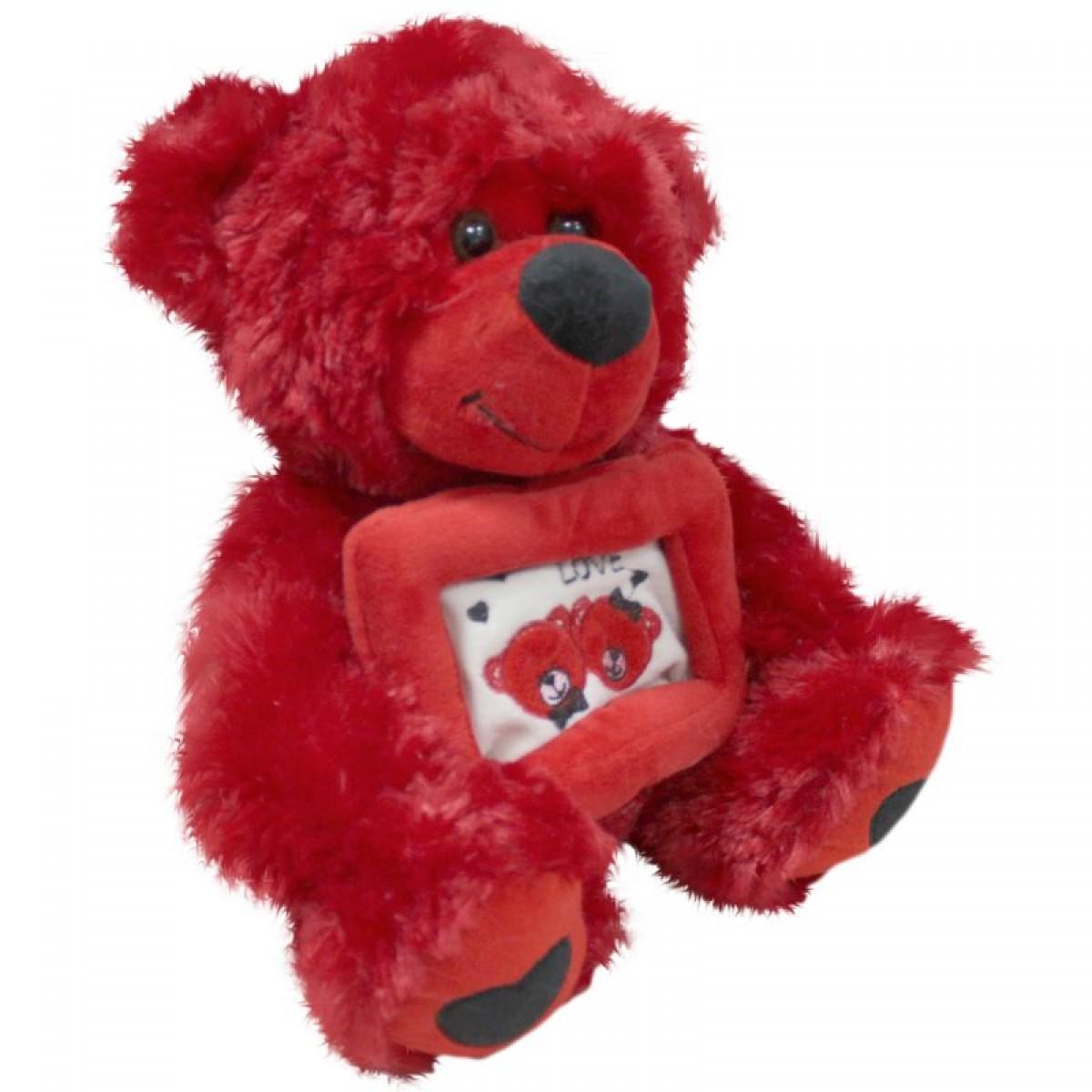 Медведь красный картинка