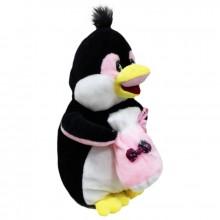Пингвин с мешочком 45см