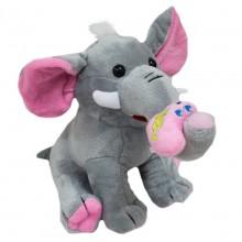 Слон с сердцем (Мини) 21см