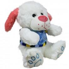 Собака розовые уши (С) 35см